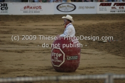 25.07.2009 Cowtown Rodeo, Pilesgrove,NJ (USA)